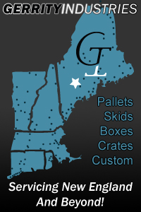 Wood pallets, wood skids, wood boxes wood crates – custom manufactured.